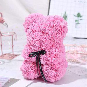 Rose Bear ροζ